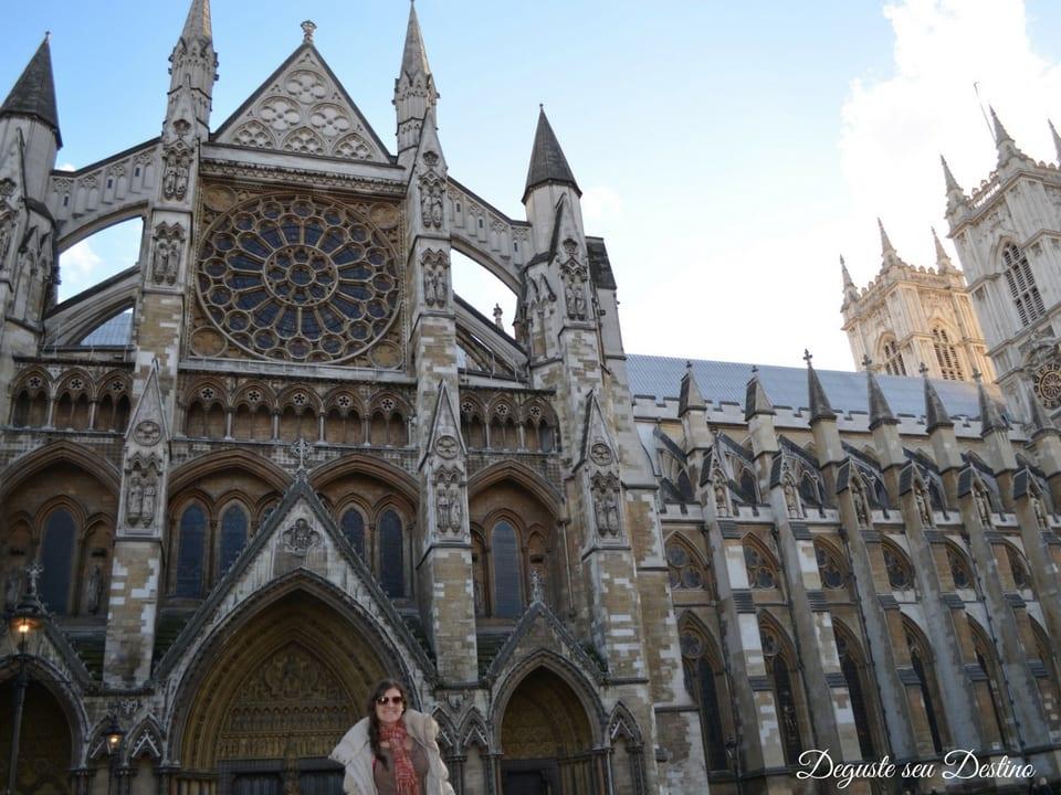 A linda abadia Westminster.
