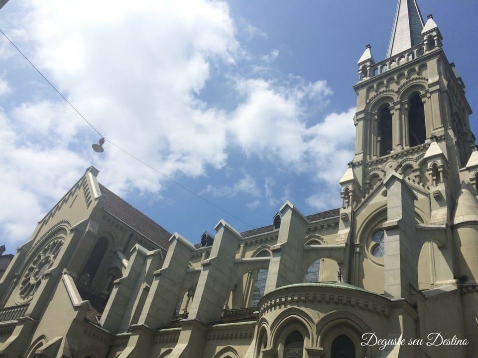 Catedral de Berna.